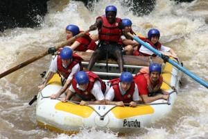 Rafting Zambezi 3